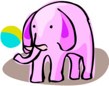 Pink Color Activities Fun Ideas For Kids Childfun - Colour-in-pictures-for-kids