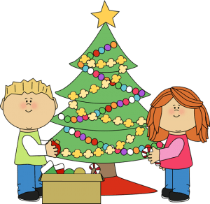 clipart_kids-decorating-christmas-tree