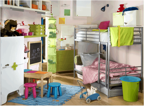 Kids Room Ideas Lighting For Fun And Safety