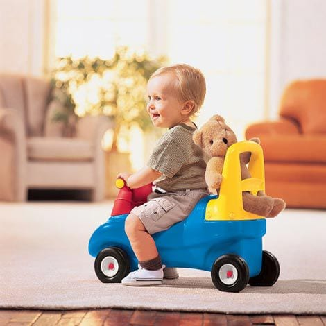 Fisher price sit learn chair