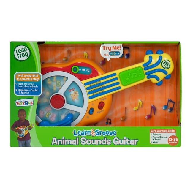 LeapFrog Learn & Groove Counting Maracas | US Toys Store