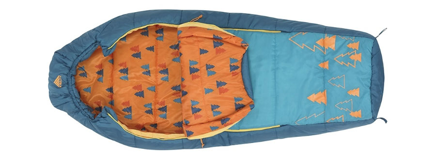Woobie sleeping bag for toddlers