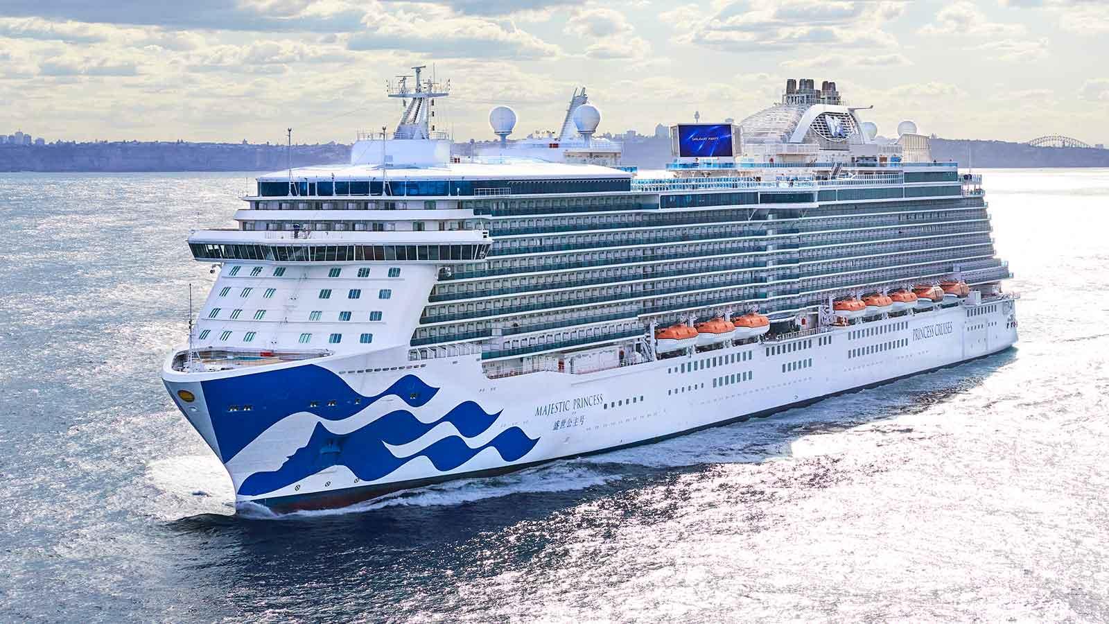 Princess-Cruises
