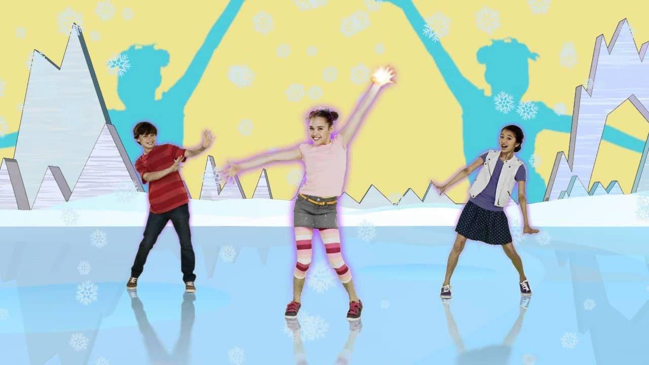 freeze-dance