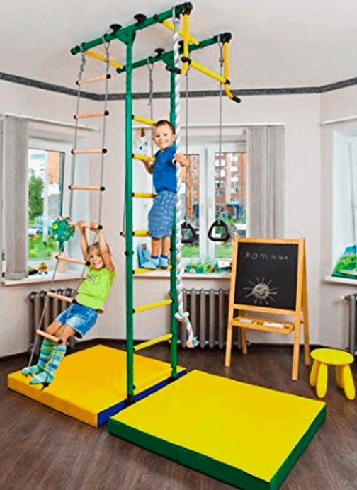 Comet-1 Kids Indoor Home Gym