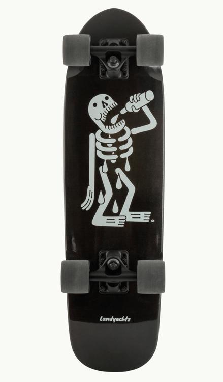 Landyachtz_Dinghy_Skeleton_Cruiser_Complete_Skateboard