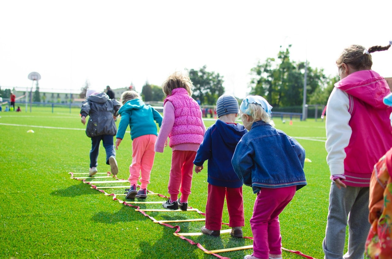Outdoor Games for Kids